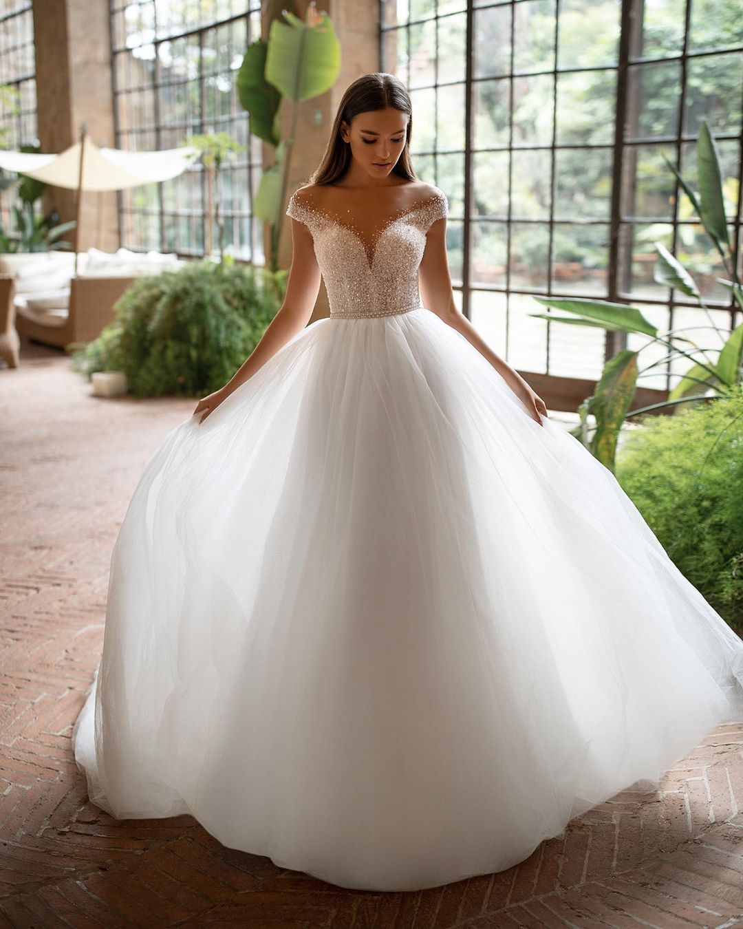 Ball gowns wedding