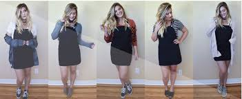 Latest Fashion Trends - Wearing the Latest Black Overall Dress