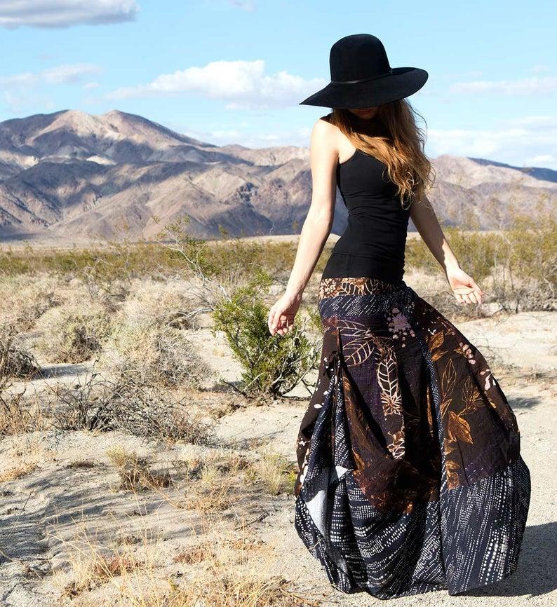 Boho Beach Skirt