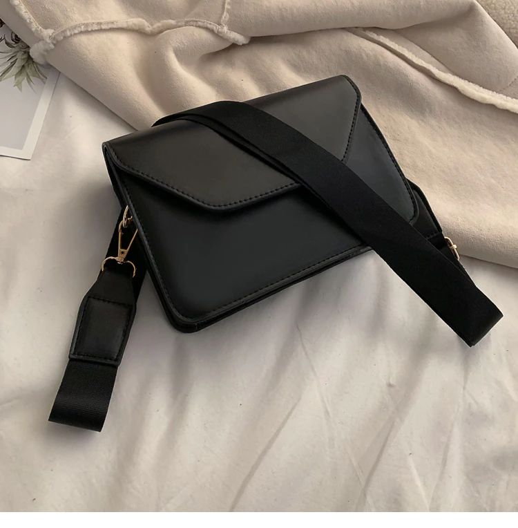 leather small square bag clutches