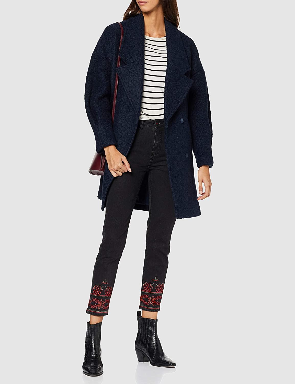 Desigual Women's Denim Trousers Calipso Slim Jeans