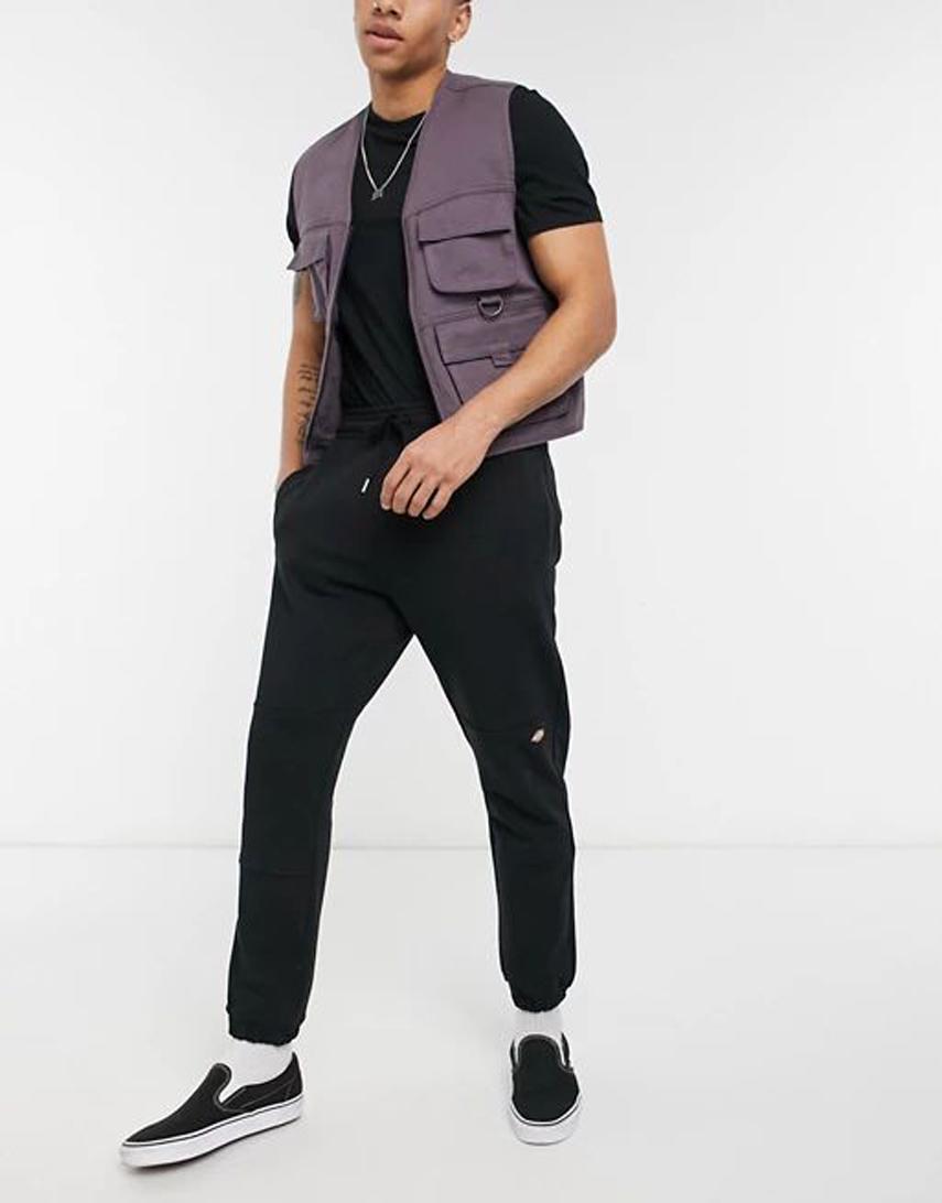 Dickies Bienville sweatpants in black