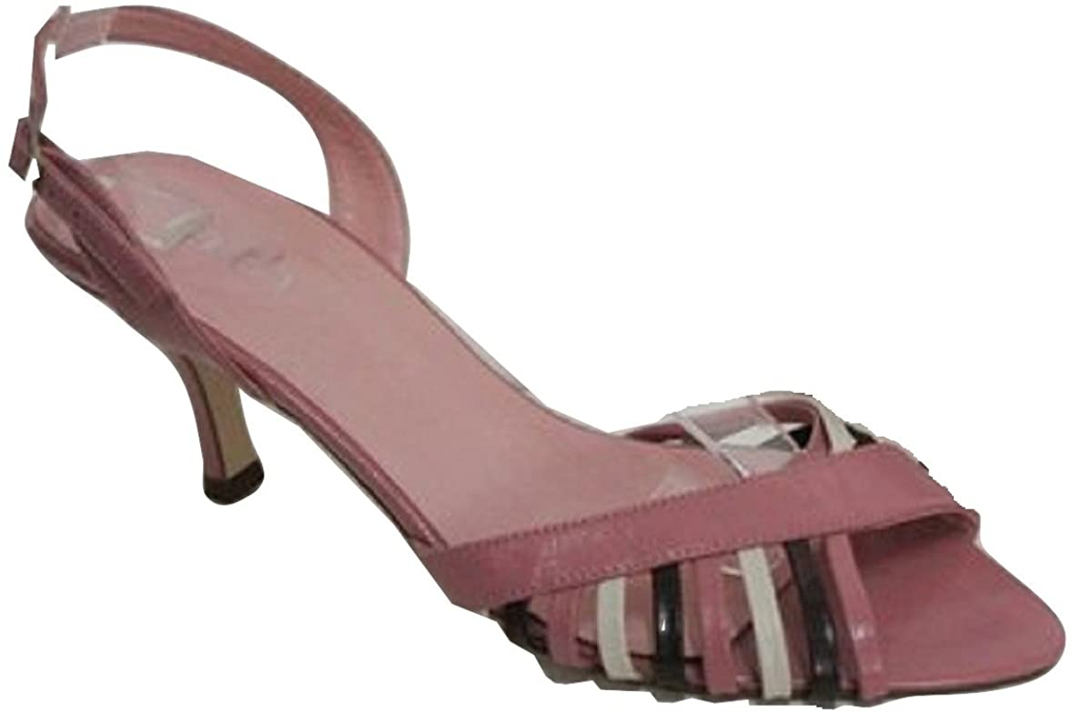FAITH Leather Upper Open Strappy Summer Sandal's