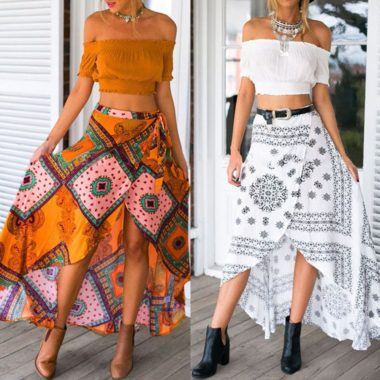 Find the Right Beach Skirt to Wear For Summer