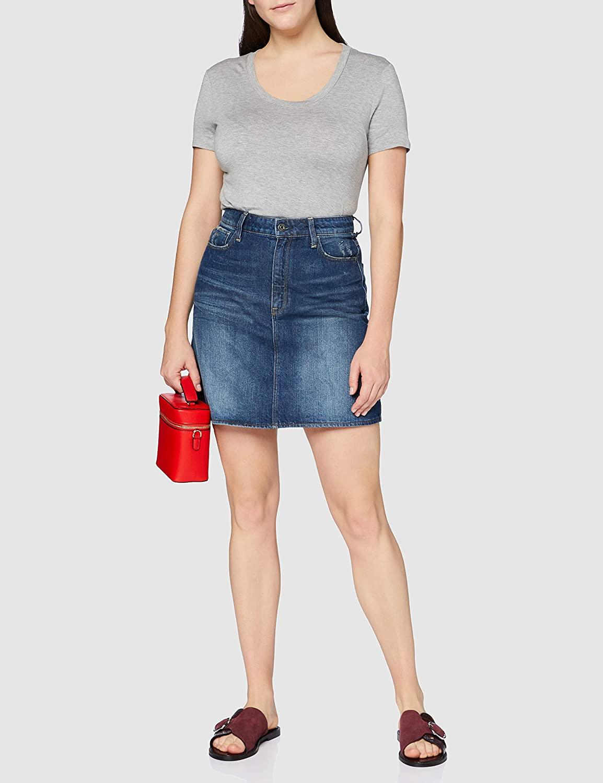 G-STAR RAW Women's 3301 A-line Skirt