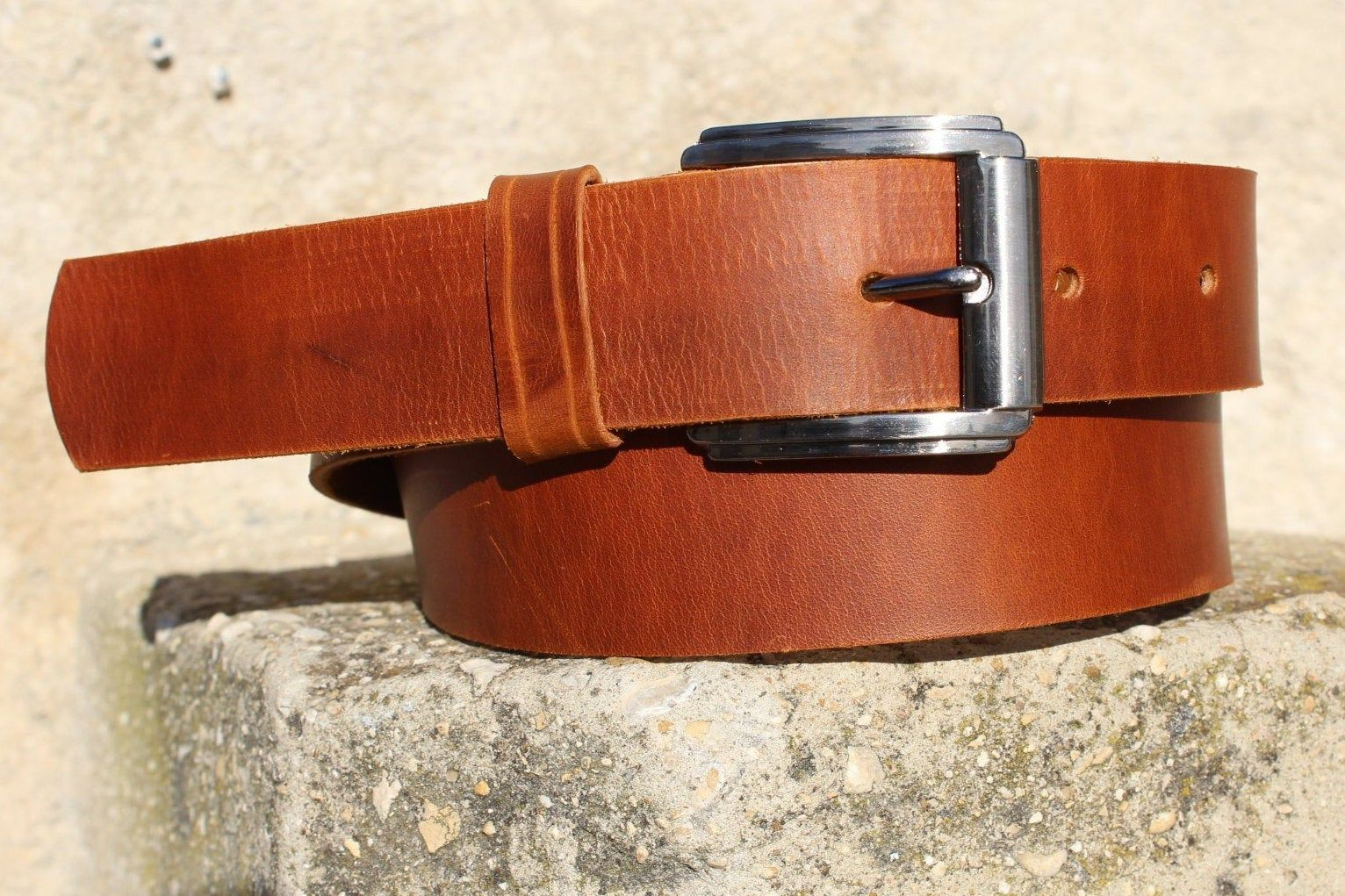 How to Buy a Mens Tan Leather Belt