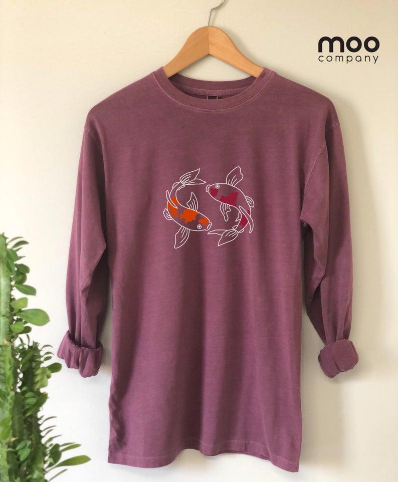 KOI Fish Shirt