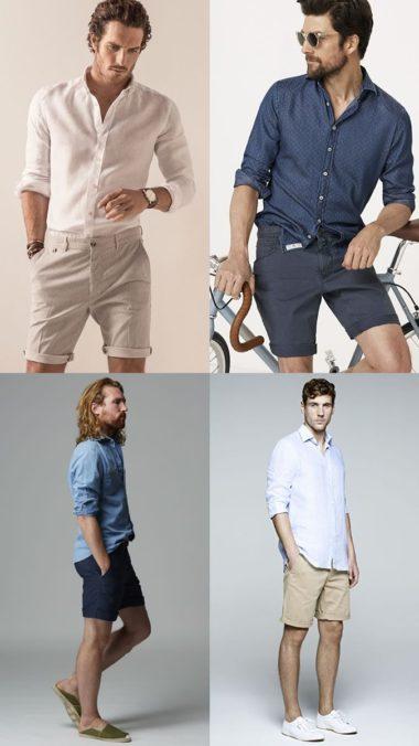 Mens Short Sets