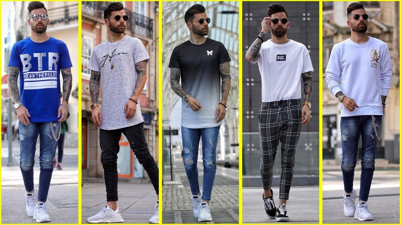 Popular Men's Fashion Styles & Trends in Clothing