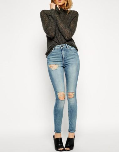 The Most Trendy Jeans This Season