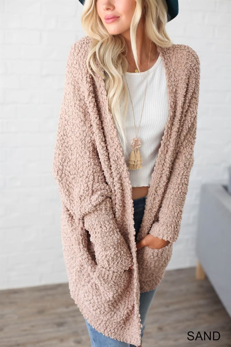 Soft and Cozy Cardigans