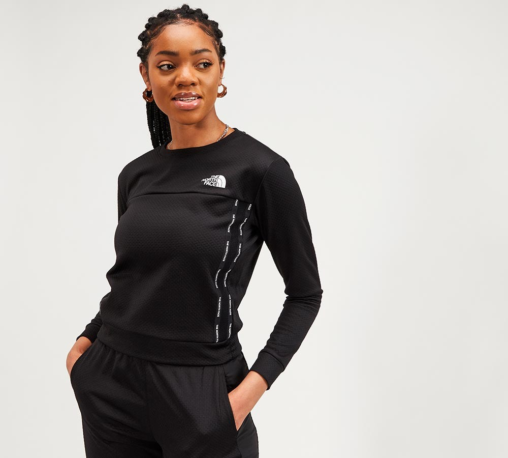 The North Face Womens Mountain Athletic Tech Sweatshirt