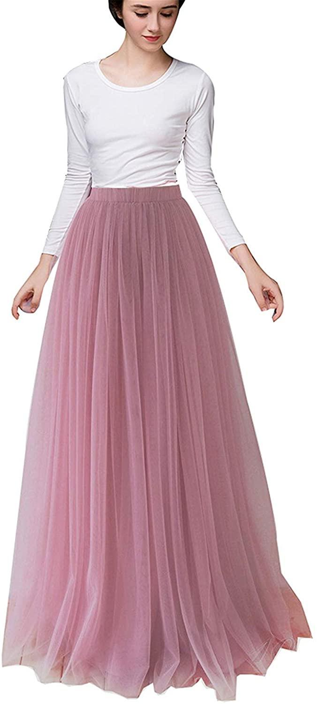 Uswear Women's Tulle Skirt