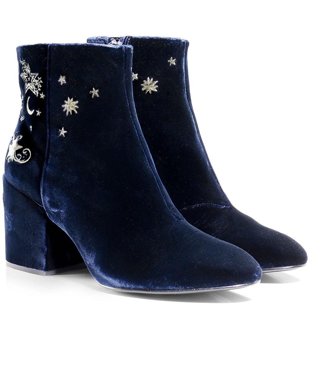 Velvet Elixir Nadine Ankle Boots