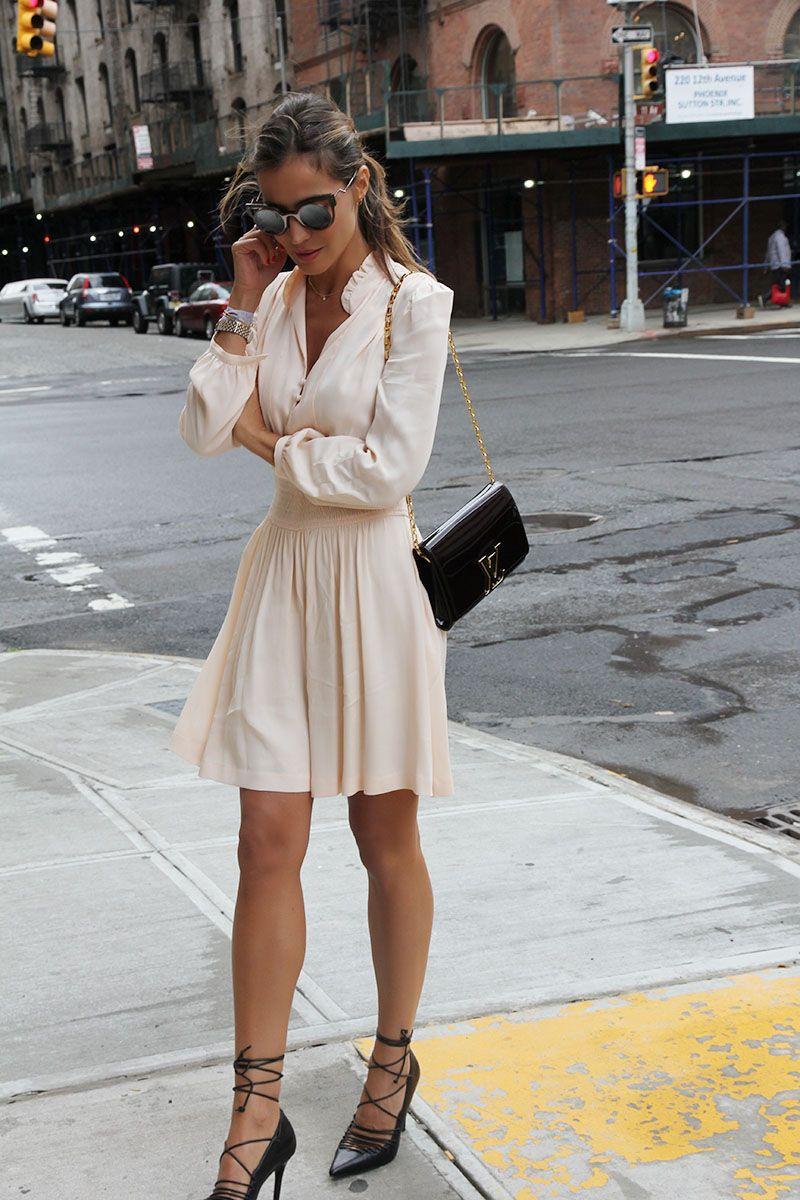 En Cream Dresses
