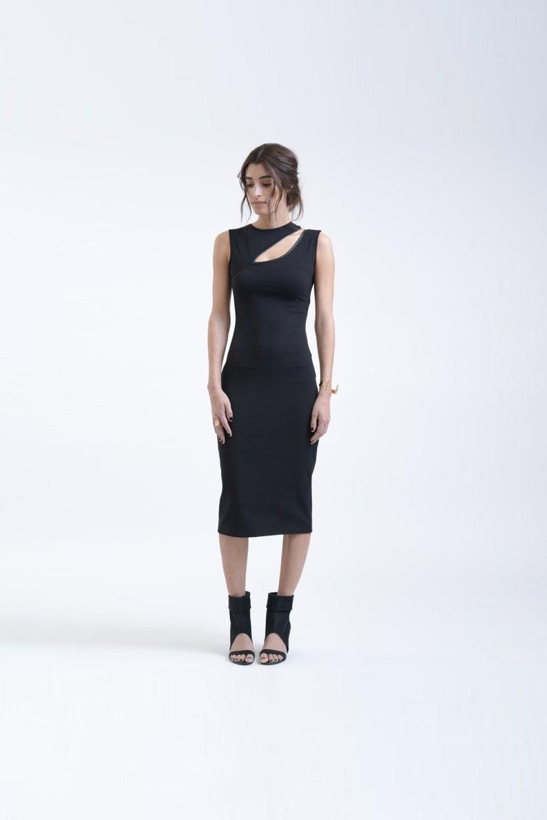 Sheath Pencil Dress