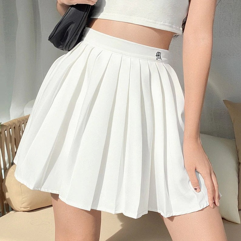 High Waisted Above the Knee Sexy Mini Summer Skirt