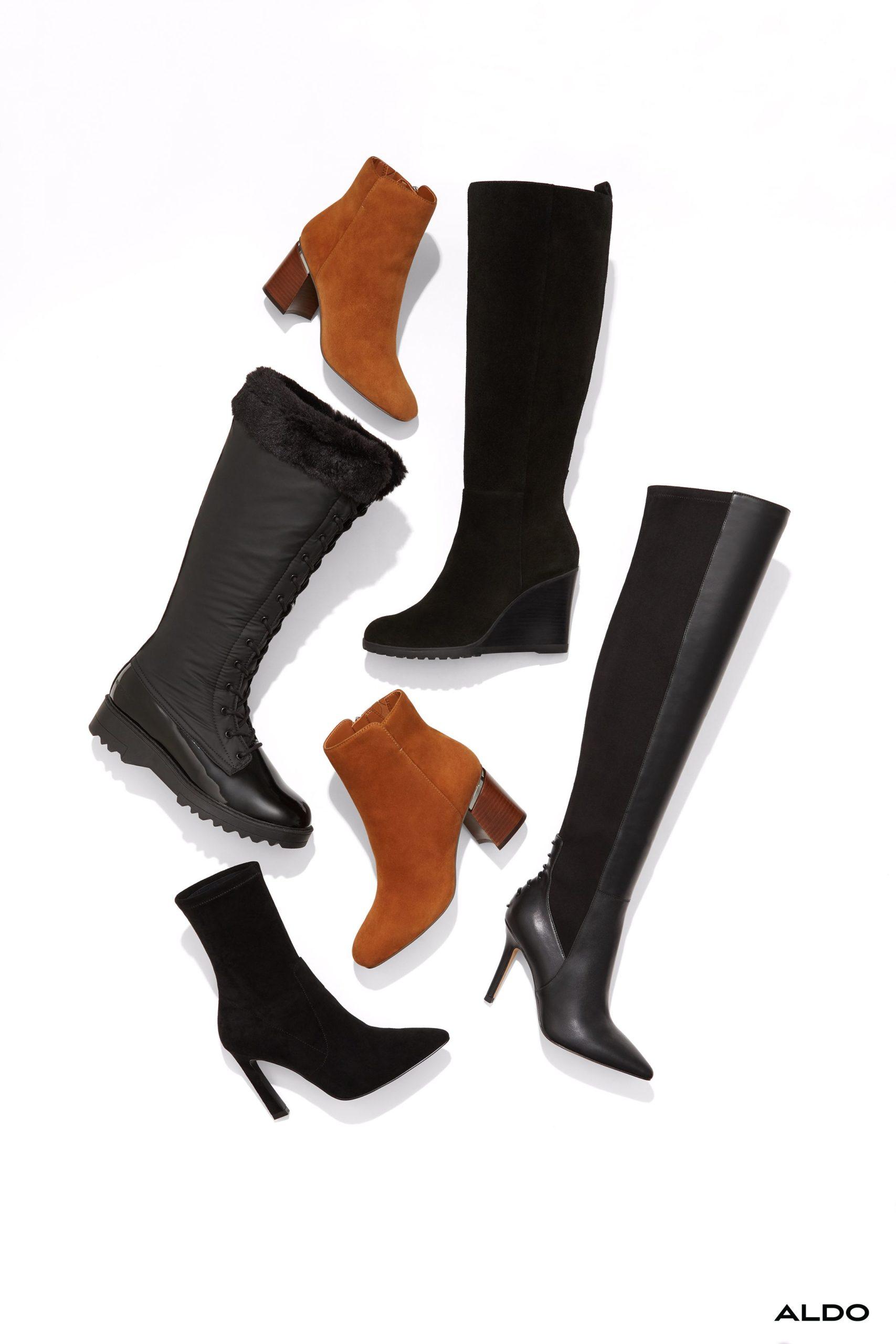 Aldo Barra Stylish Boots