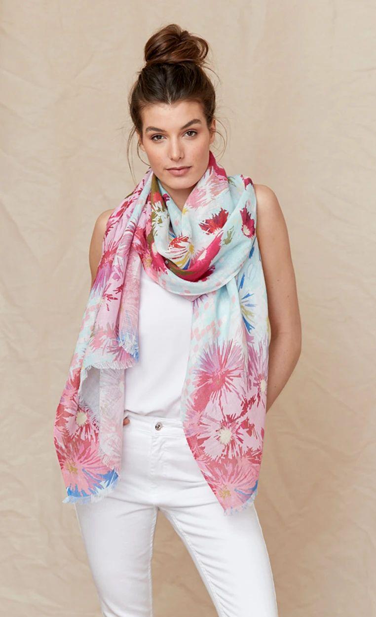 Daisy Street printed scarves
