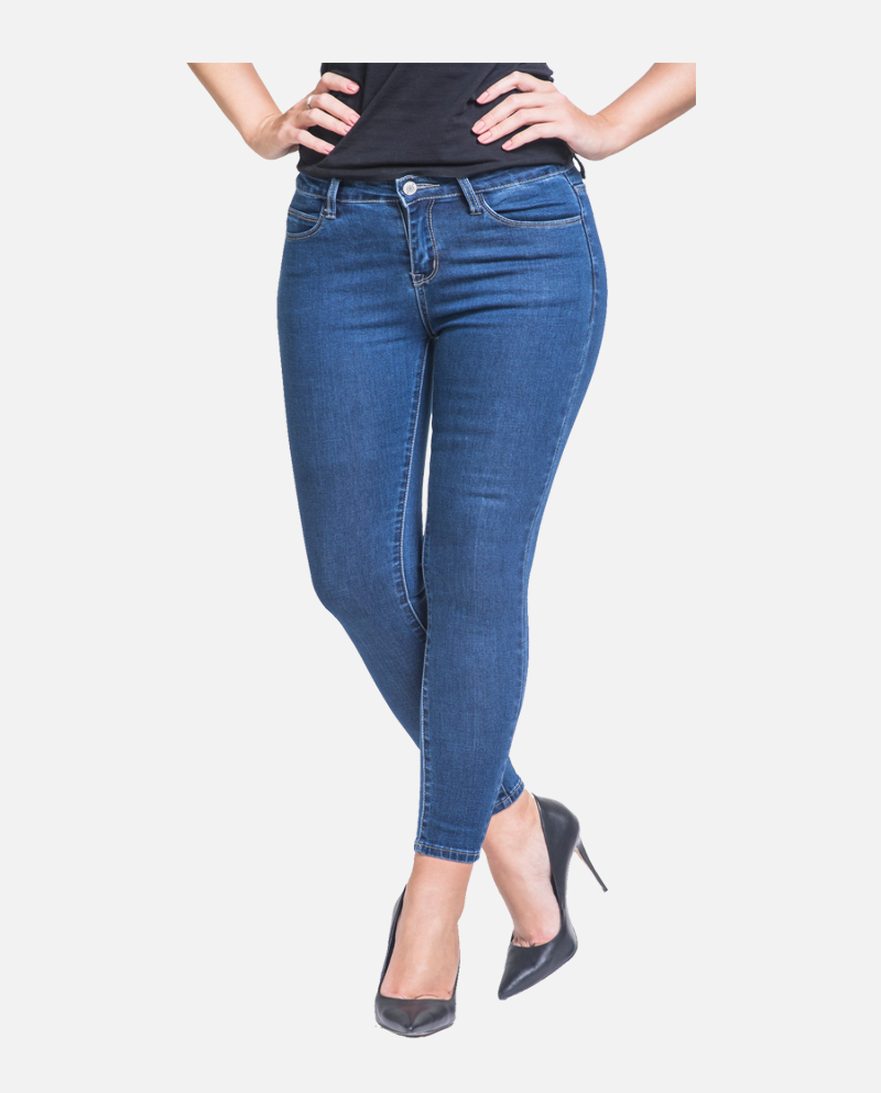New Women Slim Fit Skinny Jeans for Casual Wear