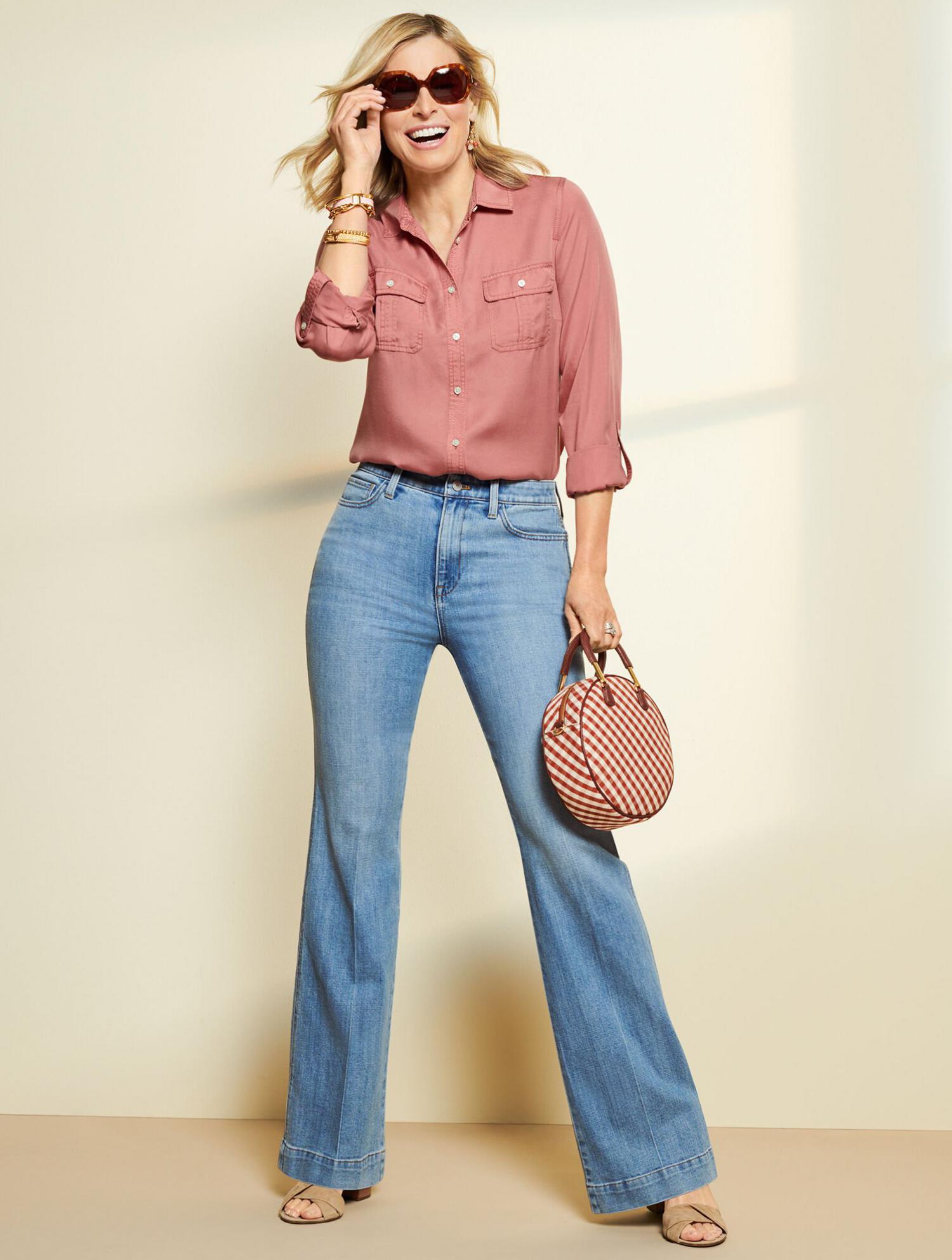 Women Flare Jeans