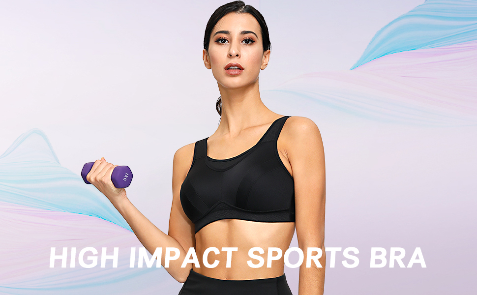 How To Choose The Best High Impact Sports Bra