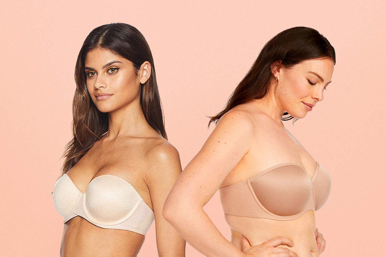 How To Choose The Best Strapless Bra